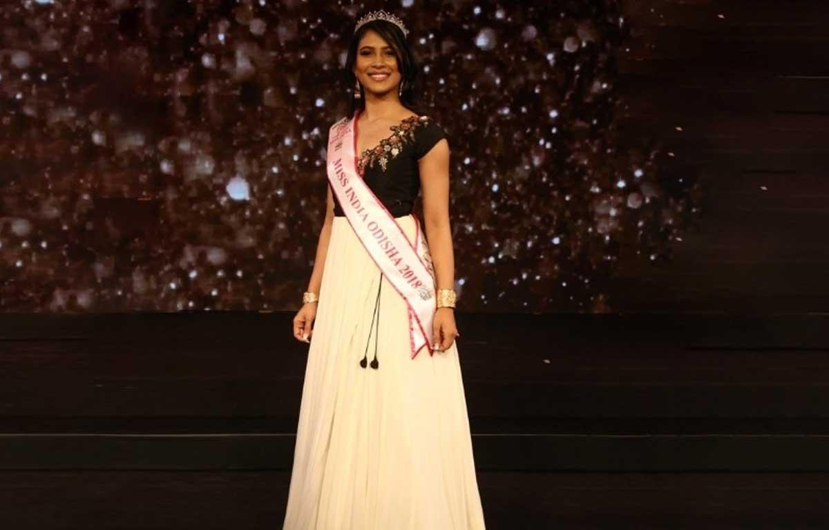Shrutiksha Nayak Femina MISS ODISHA 2018
